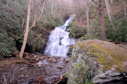 8 Roaring Fork and Setrock Creek Falls, Mount Mitchell-Nikon D3100150
