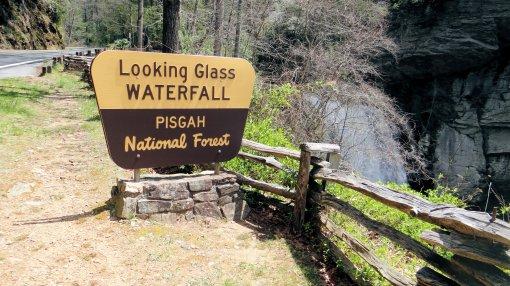 1 2013-04-13-Looking Glass Falls-Moore Cove Falls-Sliding Rock-Sony Cybershot DSC-HX200V09