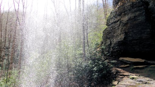 12 2013-04-13-Looking Glass Falls-Moore Cove Falls-Sliding Rock-Sony Cybershot DSC-HX200V103
