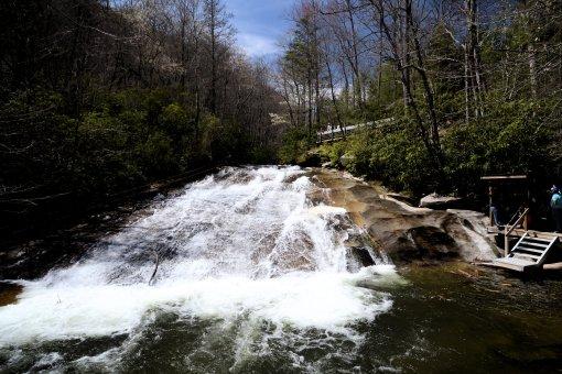 19 2013-04-13-Looking Glass Falls-Moore Cove Falls-Sliding Rock-Nikon D3100153