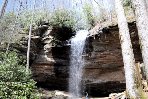 9 2013-04-13-Looking Glass Falls-Moore Cove Falls-Sliding Rock-Nikon D310060