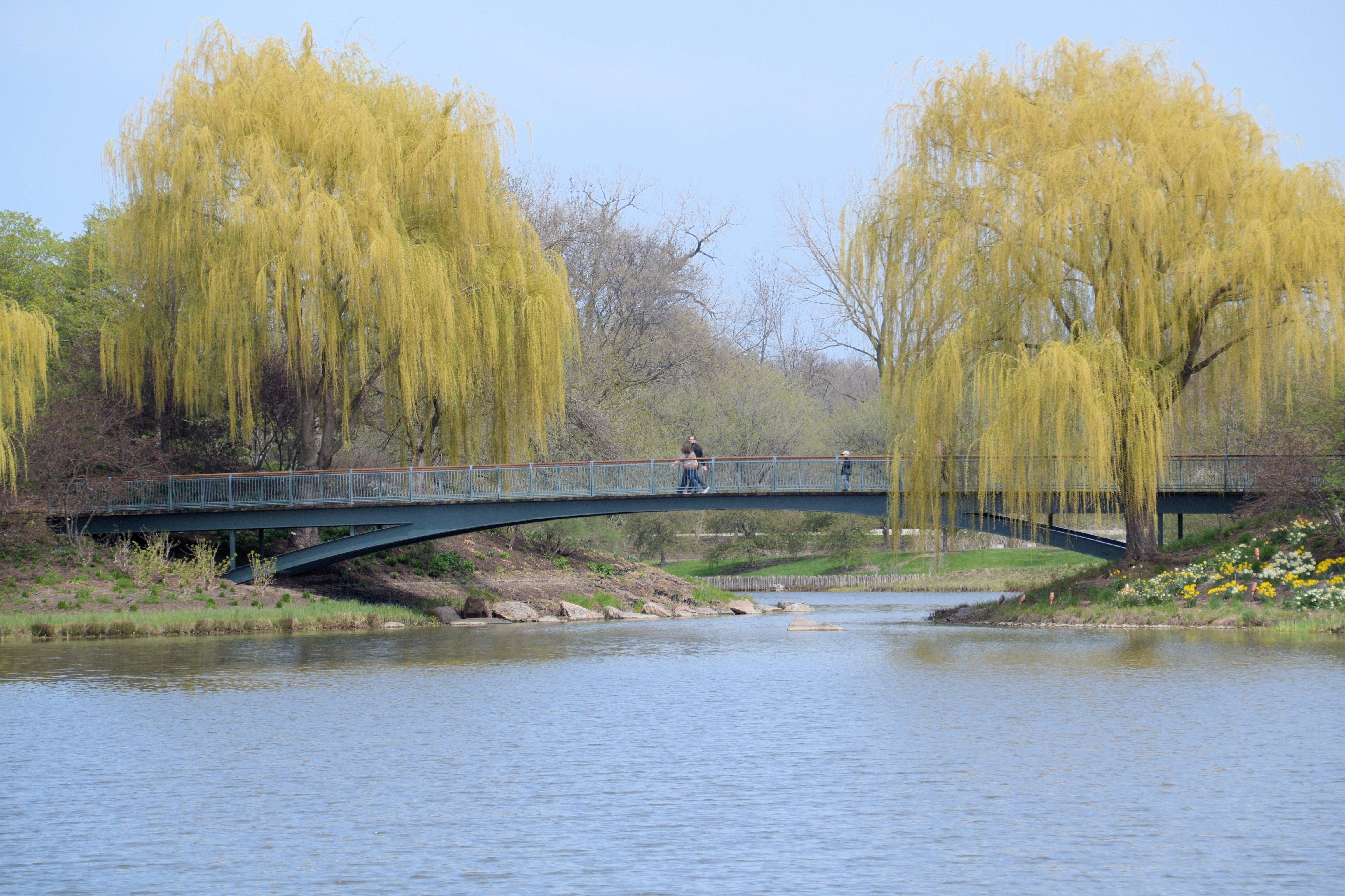 Glencoe Il Chicago Botanic Gardens Ranger Annette