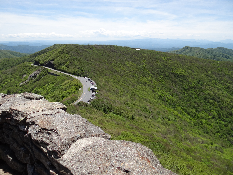 Blue Ridge Parkway Craggy Gardens Milepost 364 Ranger Annette