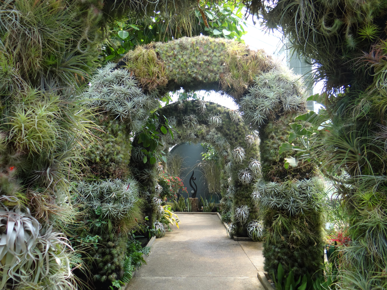 belmont nc daniel stowe botanical garden ranger annette