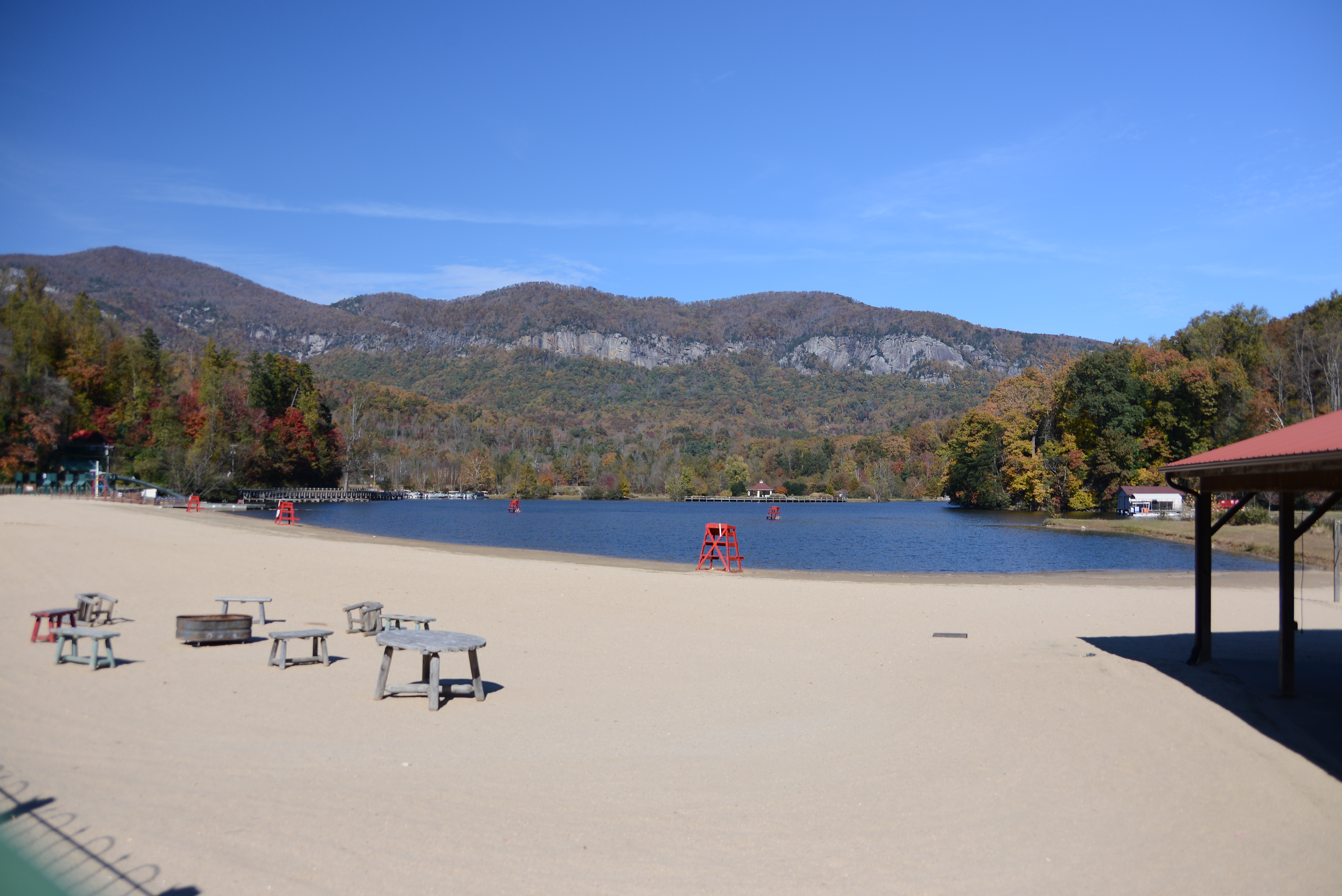 Lake Lure Nc Morse Park And Beyond Ranger Annette